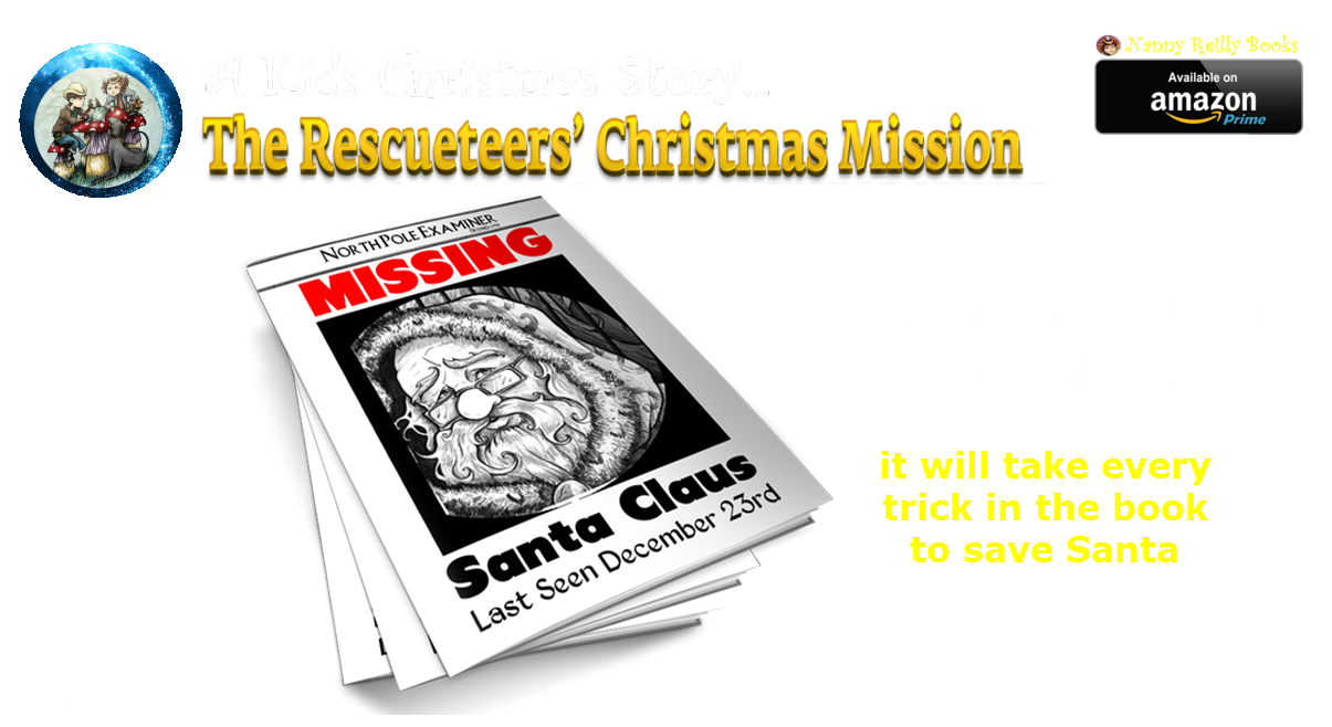 North Pole Examiner Press Release - Santa Missing